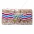 Гольфы женские капроновые (10 пар) дымка
