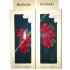 """RuSocks Колготки в коробке для девочек """"стразы, розы"""" темно-зеленые Арт.ДК-3136"""