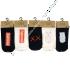 Носки женские укороченные, с принтами, SDS