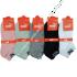 Носки женские укороченные, спортивные, PU