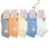 Носки женские укороченные, в сетку, Syltan 2240