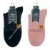 Женские носки с люрексом, хлопок