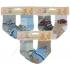 Носки для новорожденных, хлопок, Роза 3583