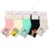 Детские носки для девочек, хлопок, SYLTAN 3665