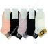 Носки детские для девочек, со смайликом, Зувэй арт. 0764-4