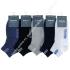 Носки для мальчиков, в сетку, Rusocks Д36